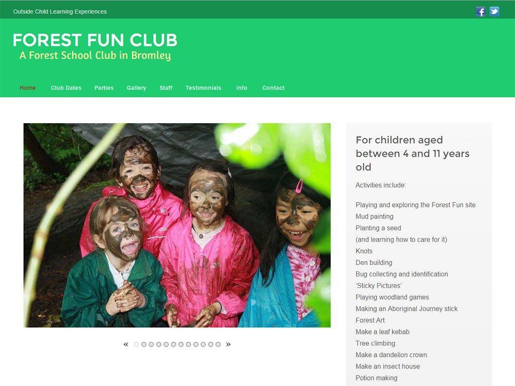 Forest Fun Club