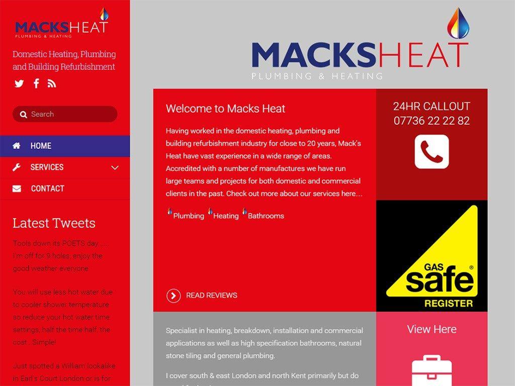Macks Heating and Plumbing
